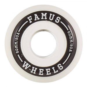 Famus Aggressive Hjul Hvid